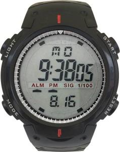 Skmei SK-CHRONO-BLACK Chronograph Digital Watch Collection Watch  - For Men & Women