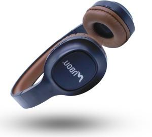 b366e96ee62 Ubon BT-5690 Heavy Bass Wireless / Bluetooth, Wired HeadphoneBlack, On the  Ear