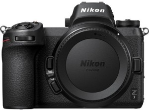 Nikon Z 7 Mirrorless Camera Body Only