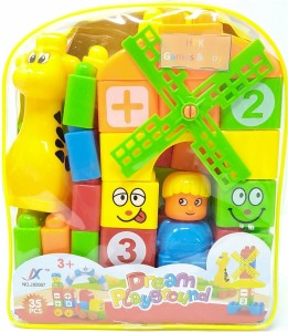 HPK Block Toys for Kids