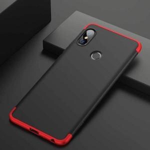 c800aac12fe STUDOZ Back Cover for 360 Protection cover Xiaomi Redmi Note 6 Pro -100%  Original GKKBlack