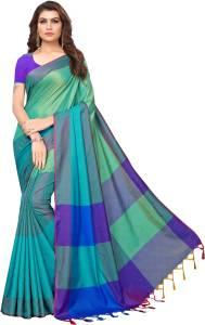 Indianbeauty Plain Fashion Silk Saree