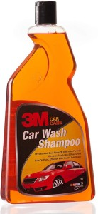 3M Care Shampoo 1Ltr Pack Car Washing Liquid