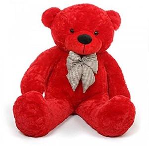 Unica 4 FEET TEDDY BEAR SOMEONE SPECIAL    122 cm Red