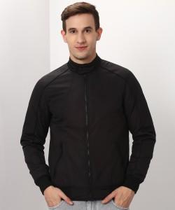 Peter England University Full Sleeve Solid Men's Jacket