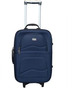 VIDHI Blue Trolley Bag 20