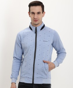 Fort Collins Full Sleeve Printed Men's Sweatshirt
