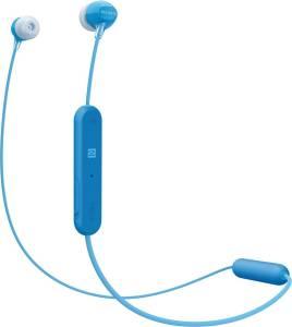 Sony WI-C300 Bluetooth Headset with Mic