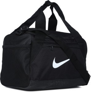 ee6753654ac0e2 Nike NK BRSLA XS DUFF NA Duffel Strolley Bag Black Best Price in ...