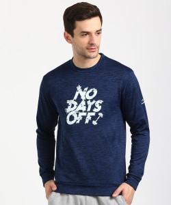 Alcis Full Sleeve Graphic Print Men's Sweatshirt