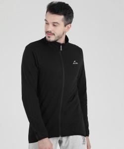 Alcis Full Sleeve Solid Men Jacket