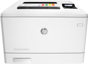 HP M452NW Single Function Printer