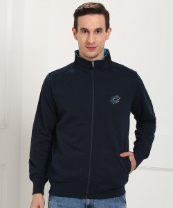 Lotto Full Sleeve Solid Men's Sweatshirt