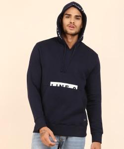 Levi's Full Sleeve Solid Men's Sweatshirt