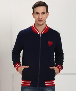 ARROW BLUE JEANS CO. Full Sleeve Applique Men's Sweatshirt
