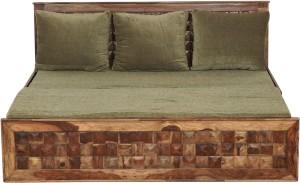 Trendsbee Verona Double Solid Wood Sofa Bed