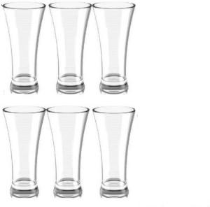 Afast Multi Purpose Beverage Tumbler Drinking Glass Set For Home & Bar Use ( Set Of 6) DR 17 Glass Set