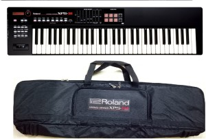 Roland XPS-10 61-Keys with Carry Bag Expandable Synthesizer Digital  Portable Keyboard ( 61 Keys )