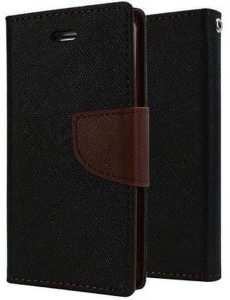 Finaux Flip Cover for Apple Iphone SE