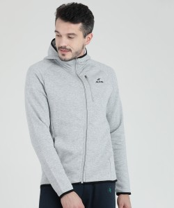 Alcis Full Sleeve Self Design Men Jacket