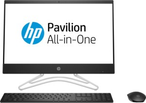 HP    Core i3/4  GB DDR4/1 TB/Windows 10 Home  Black, 21.45 Inch Screen