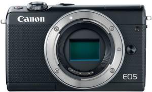 Canon M100 Mirrorless Camera EF-M15-45mm/EF-M55-200mm