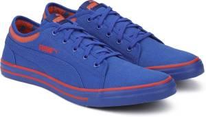 Puma YaleGum2IDPogesRedBlast Canvas Shoes For Men