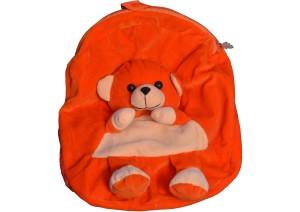 GIFTERIA TEDDY FACE BAG, HIGH QUALITY, PLUSH BAG, SCHOOL BAG  - 36 cm
