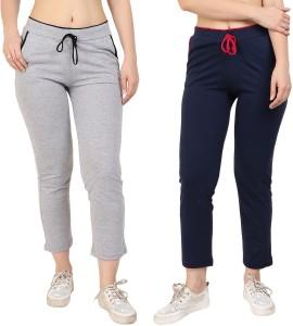 Diaz Colorblock Women Multicolor Track Pants