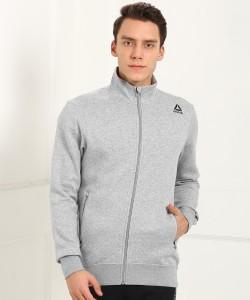 REEBOK Full Sleeve Self Design Men Jacket