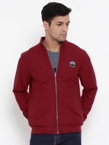 Monte Carlo Full Sleeve Solid Men's Sweatshirt