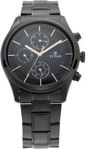 Titan 1805NM01 Neo Gents IV Watch  - For Men
