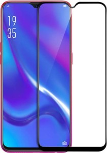 SoftTech Edge To Edge Tempered Glass for Oppo K1