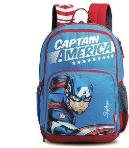 Skybags SB MARVEL (E) CHAMP CAP-AM 1 27 L Backpack