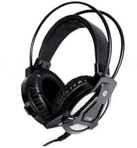 HP H100 Wired Headset with Mic