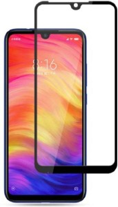 SoftTech Edge To Edge Tempered Glass for Mi Redmi Note 7 Pro