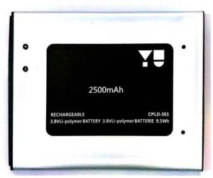 VSP ENTERPRISES Mobile Battery For MICROMAX YU Yureka AO5510 / A109