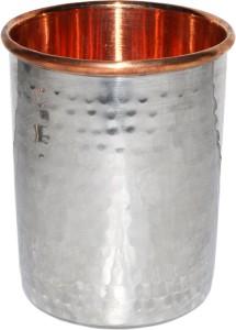 DakshCraft Handmade Inside Copper Glass
