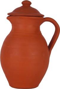 Village Decor Terracotta / Clay Classic Water Jug
