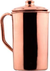 Terashopee Copper Herbal Plain Water Jug