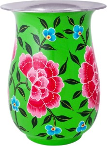 Chumbak Floral Green Water Jug