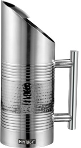 Mintage Water Pitcher (Hammered) Water Pitcher