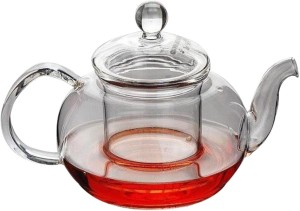 EZ Life Glass Tea Pot- Classy Kettle Jug
