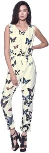 Aayu Graphic Print Women's Jumpsuit