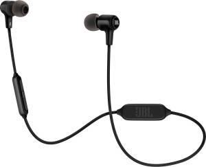 JBL e25btblk Bluetooth Headset with Mic