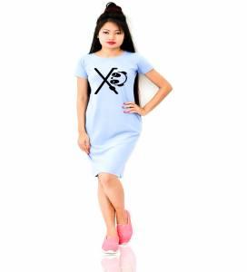 Heyuze Blue Dress