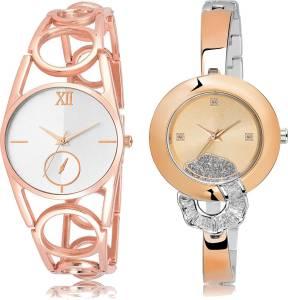 ADK Women Rose Gold Watch