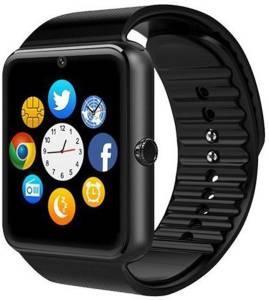 Enew GTX08-BLACK ENW-07SMW Health smartwatch Black Smartwatch