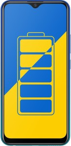 Vivo Y15 (Aqua Blue, 64 GB)(4 GB RAM)