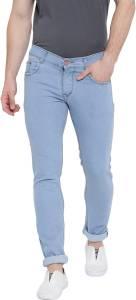 Tribewear Men Blue Jean
